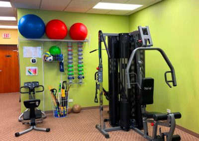 PD Rehab Office Gallery