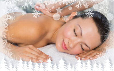 Why is a massage the best Christmas gift?