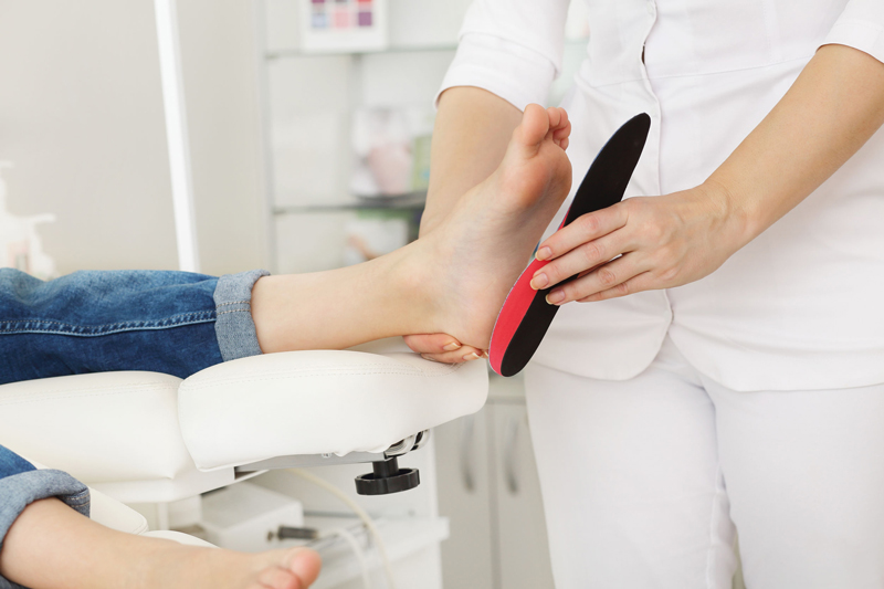 Are orthopedic insoles really important?
